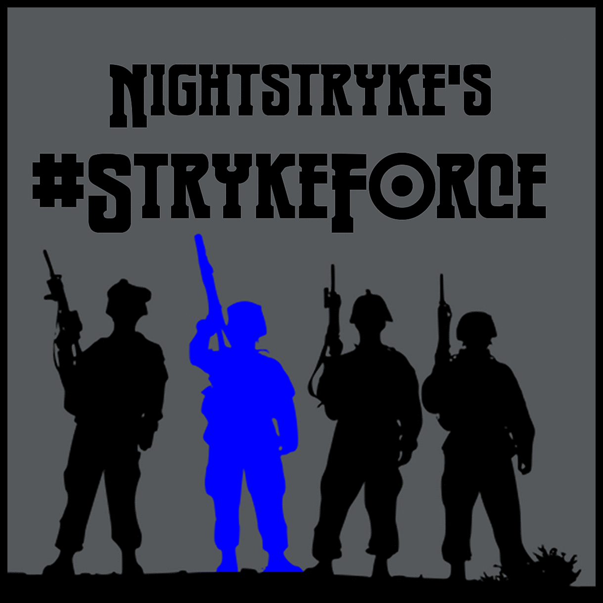 Buy a StrykeForce Sticker!