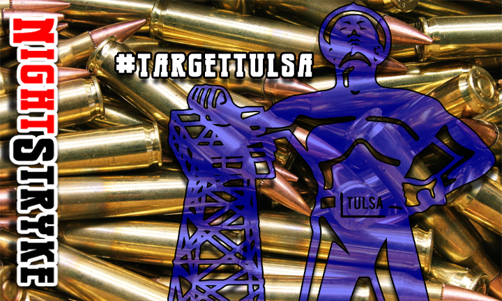 Buy a #TargetTulsa Sticker!